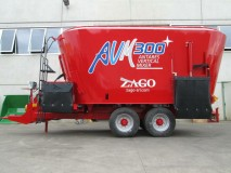 antares vertical mixer diet feeder